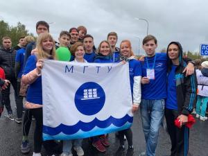 Студенты МГТУ стали участниками фестиваля «Гольфстрим»